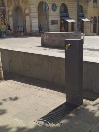 Font de la plaça de Santa Anna