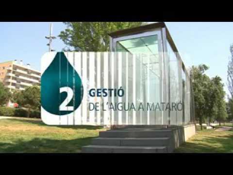 Embedded thumbnail for 2011. Aigua i Mataró: el circuit d'una ciutat