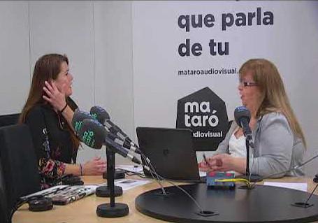 Embedded thumbnail for 2018.01.11 Mataró Televisió. Entrevista a la Directora de l'Àrea de Clients i Comunicació