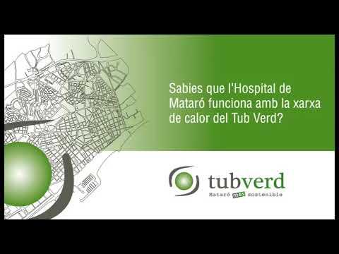 Embedded thumbnail for El Hospital de Mataró y el Tub Verd