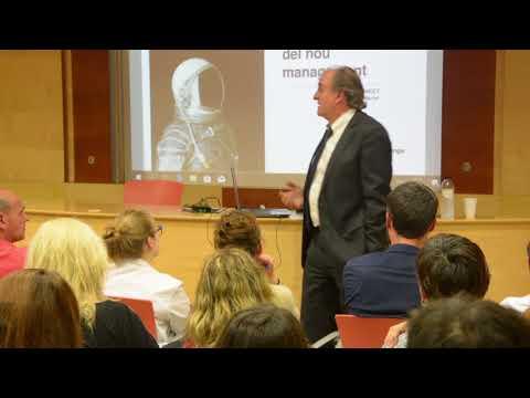 Embedded thumbnail for Xavier Marcet. Charla sobre innovación